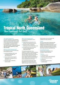 Hero Experience Thumbnail - Tropical North Queensland