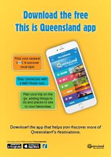 This is Queensland App poster image
